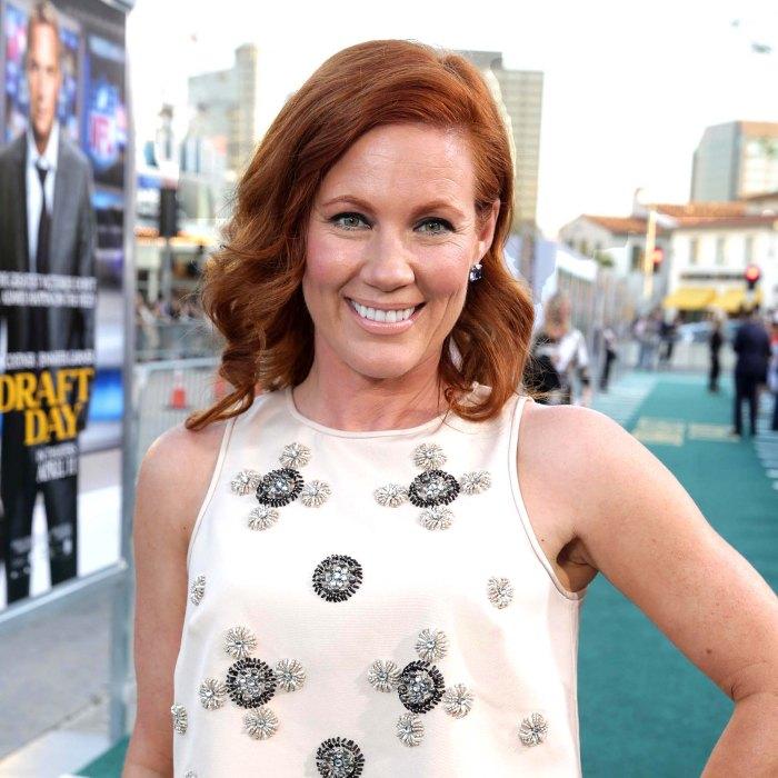 La despistada Elisa Donovan estuvo a punto de sufrir un ataque al corazón mientras filmaba