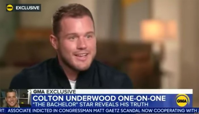 Colton Underwood Reveals When He Knew He Was Gay