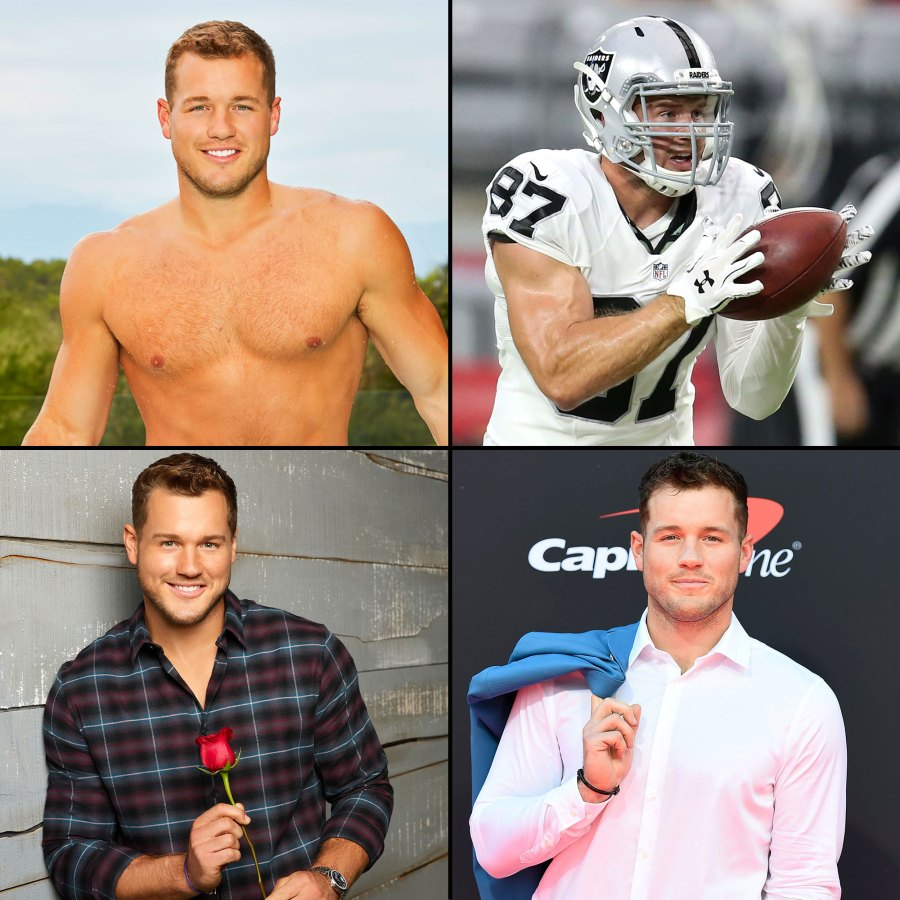 Colton Underwood Through the Years
