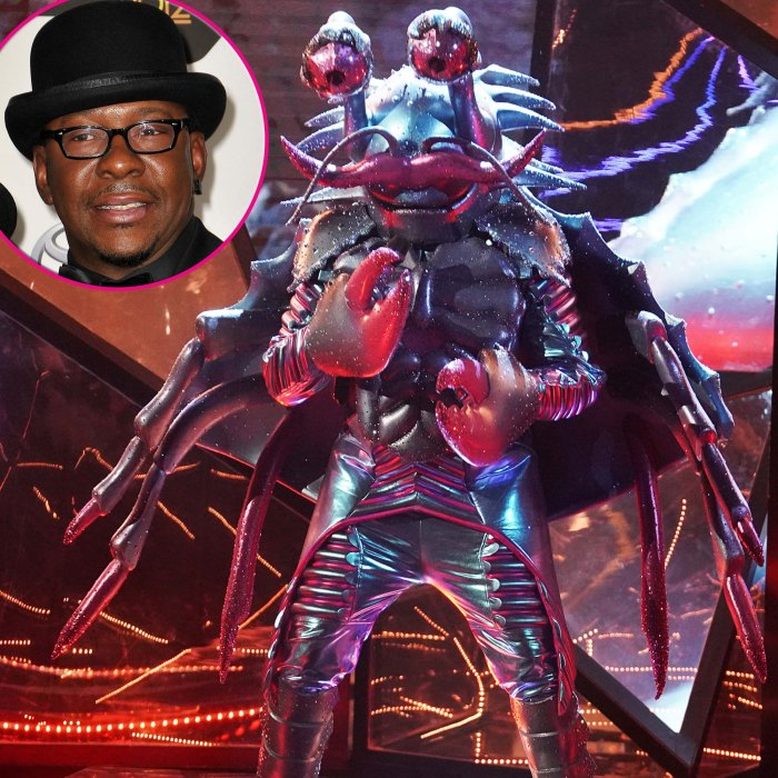 Crab Unmasked Bobby Browns Kids Guessed He Was Masked Singer