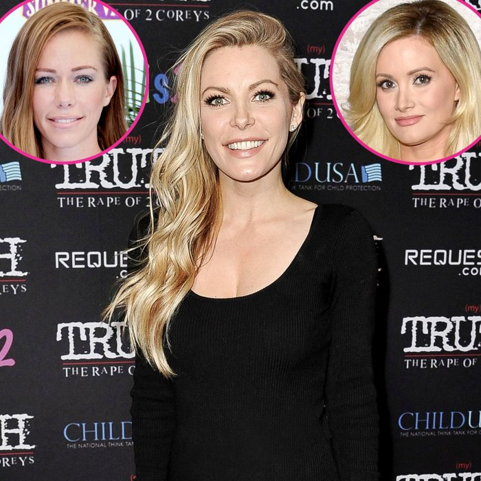 Crystal Hefner se une a Kendra Wilkinson en Holly Madison Feud