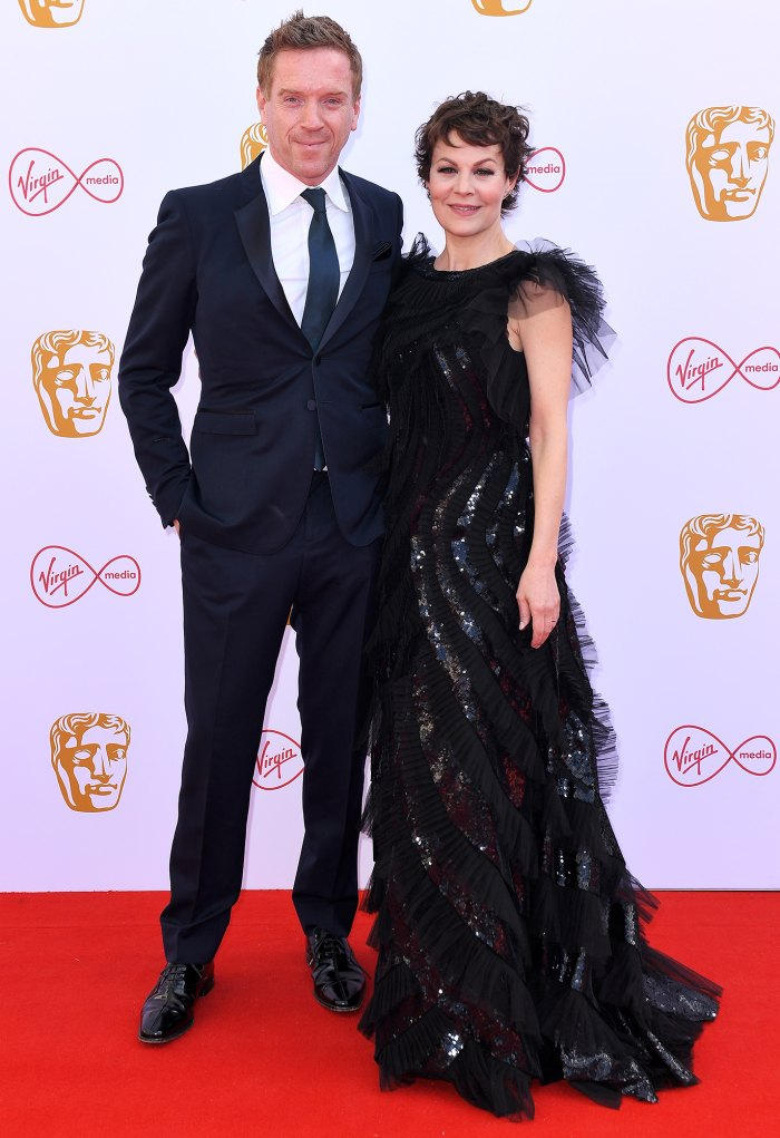 Damian Lewis Mourns Wife Helen McCrory's Death Along With Harry Potter's Tom Felton, Jason Isaacs