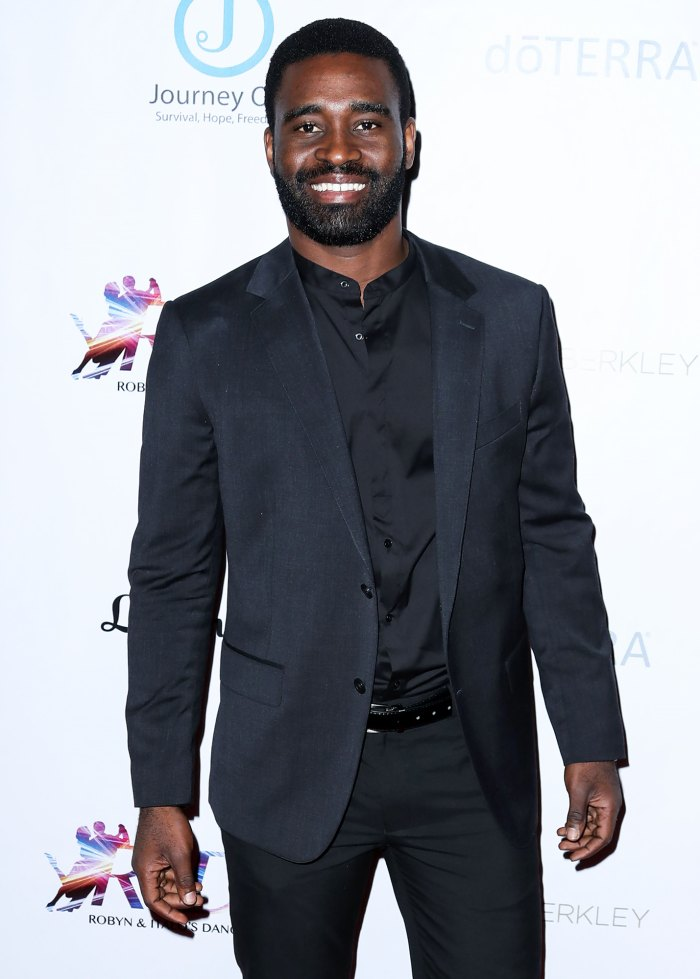 'Dancing With the Stars' Pro Keo Motsepe Reveals His Worst Dance Partner
