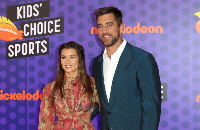 Danica Patrick Helped Mend Aaron Rodgers Family Rift Before Split