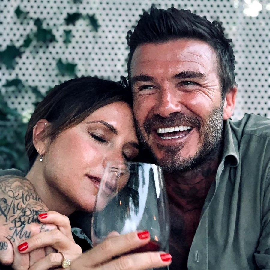 David Beckham Victoria Beckhams Love Life Feb 2021
