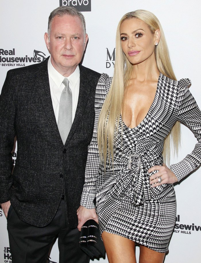 Dorit Kemsley Admits She PK Kemsley Wont Renew Their Vows Because Housewives 'Curse