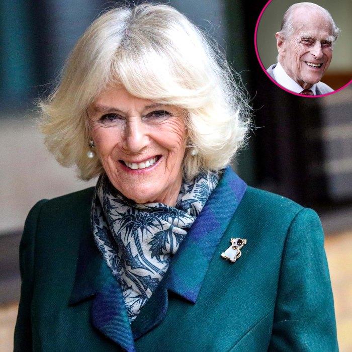 Duchess Camilla Dedicates Book Club Picks Late Prince Philip