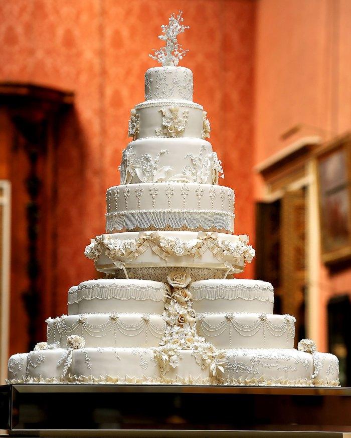 La duquesa Kate todavía envía cartas a la diseñadora de pasteles 10 años después de la boda