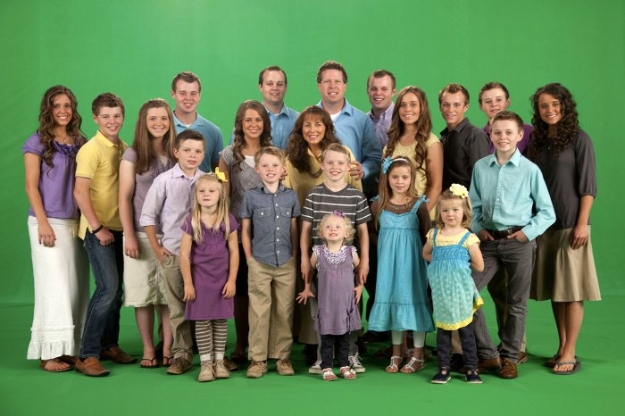 Duggar Family Officially Let Go From TLC After Josh Duggar's Child Porn Arrest