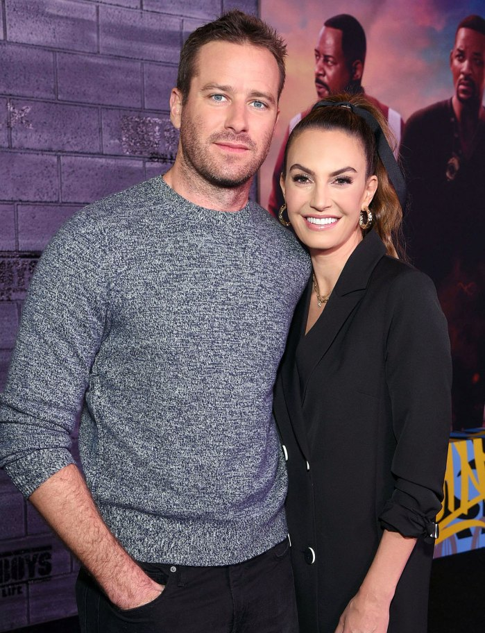 Elizabeth Chambers 'Focusing on Healing,' Kids Amid Armie Hammer Scandal