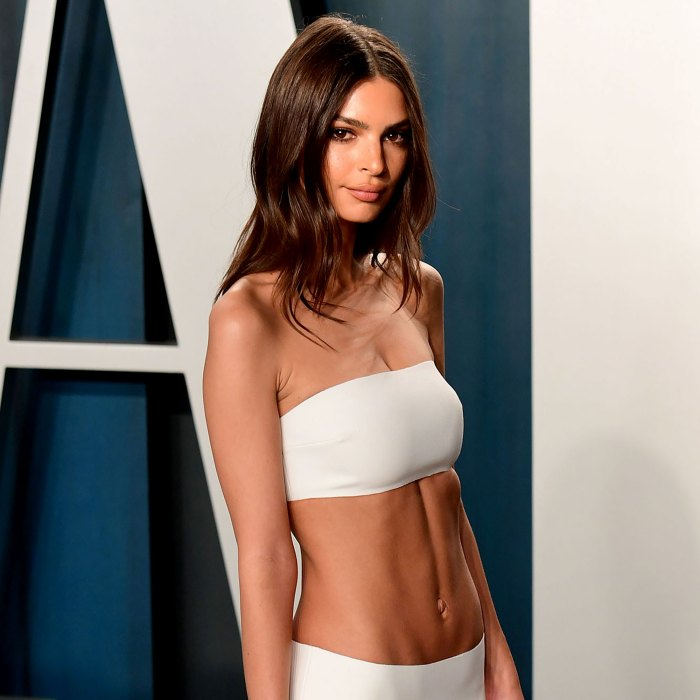 Emily Ratajkowski Fully Embracing Motherhood 3 Weeks After Sons Birth