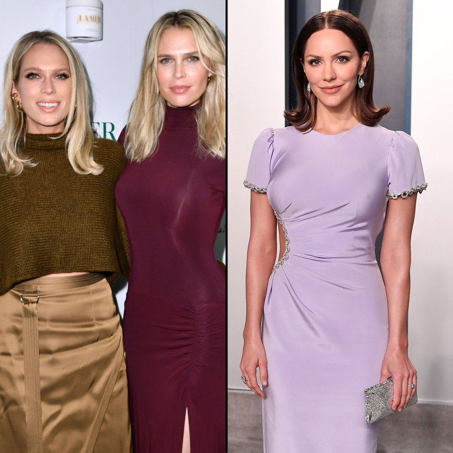 Everything Erin Foster and Sara Foster Have Said About Stepmom Katharine McPhee