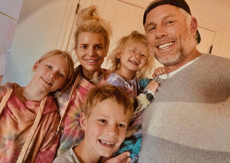 Family Photo! See Jessica Simpson's Daughter Birdie's Cutest Pics