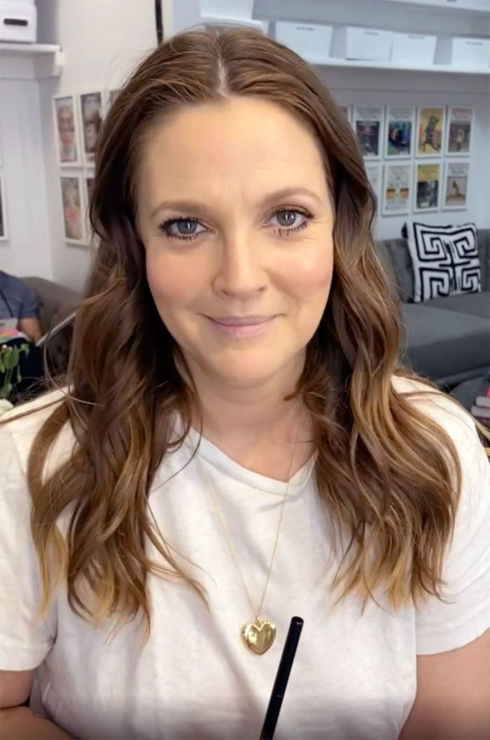 Fans Are Saying Drew Barrymore's $9 Makeup Hack Is Better Than Botox