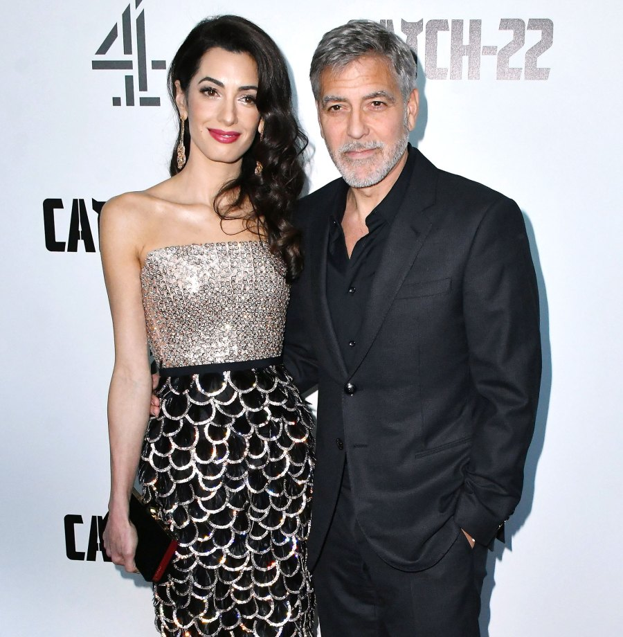 George Clooney and Amal Alamuddin Celebrities Who Fell in Love With Non-Famous People