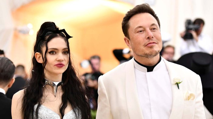 Grimes Takes Aim Elon Musk Critic Who Says Hes Destroying Planet