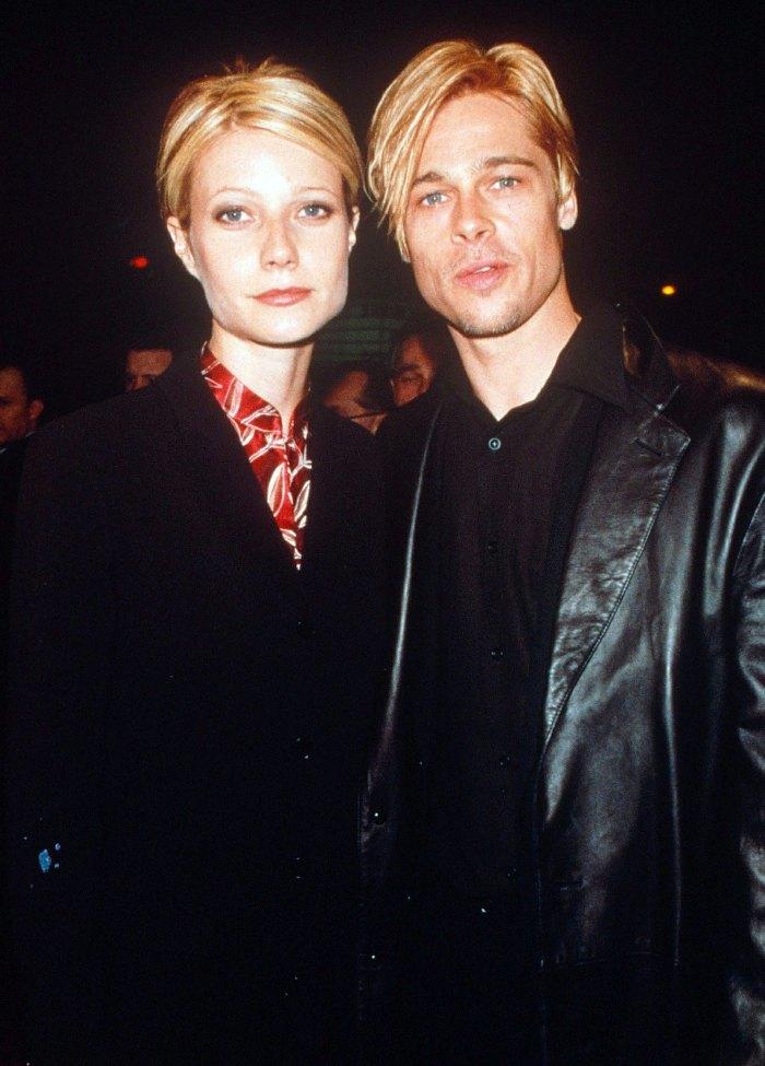 Gwyneth Paltrow Reminisces on Her Romance With Brad Pitt