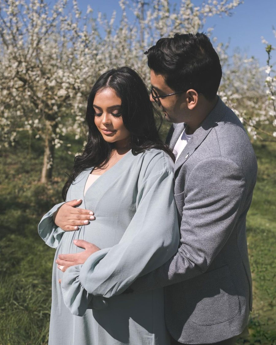 Harry Potter Afshan Azad Is Pregnant With Her 1st Child Instagram 3