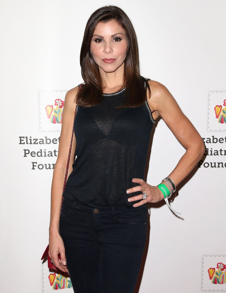 Heather Dubrow Reacts to Jen Shah's Arrest