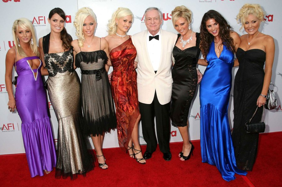 Hef Started Drama Among the Women Holly Madison Compares the Playboy Mansion to a Cult