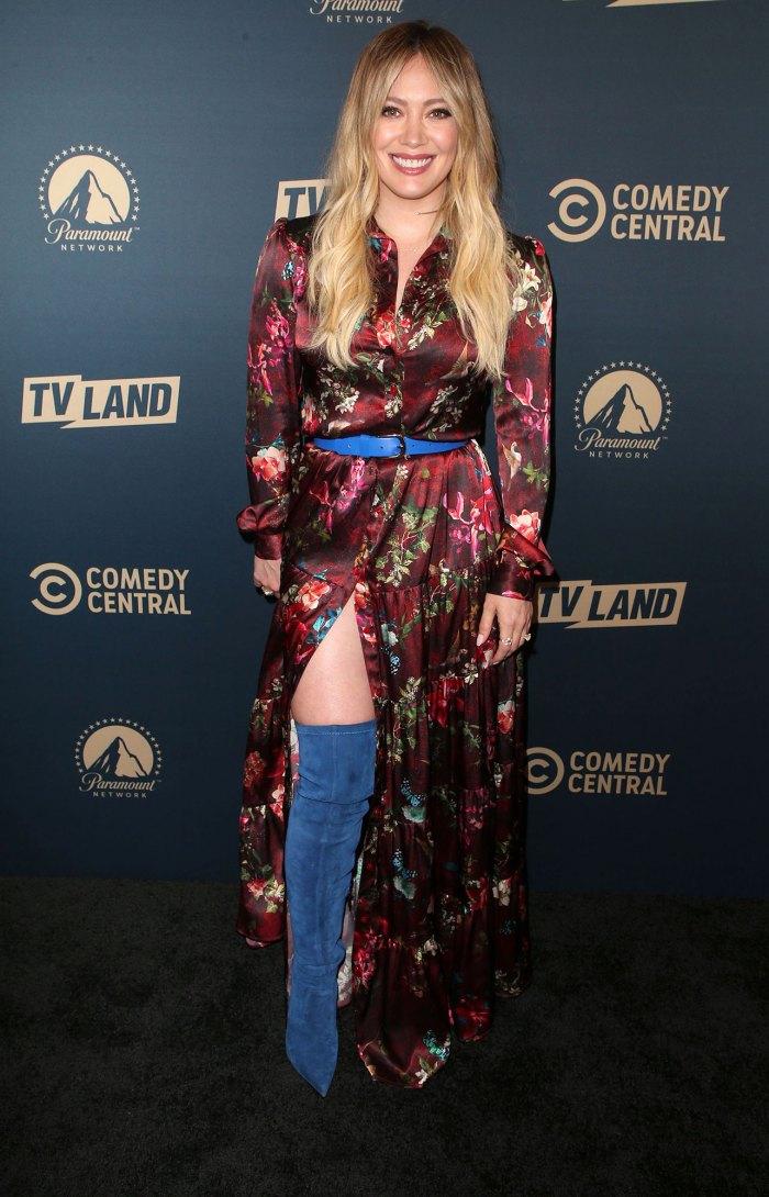 Hilary Duff Shares Really Hard Breast-Feeding Struggles