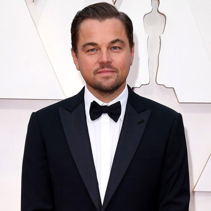 Oscars 2021 Su Romeo favorito Brad Pitt grita Leo DiCaprio mientras presenta