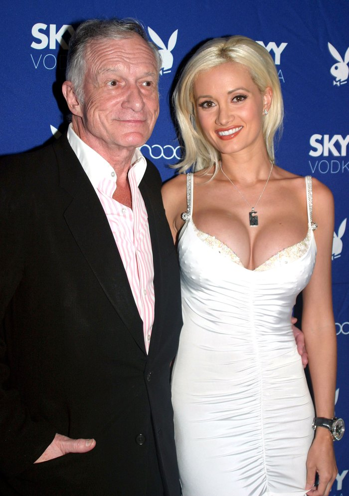 Holly Madison Talks Sex Life with Hugh Hefner and Says She's Grateful She Never Got Pregnant