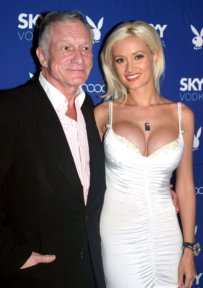 Holly Madison habla sobre la vida sexual con Hugh Hefner y dice que está agradecida de no haber quedado embarazada