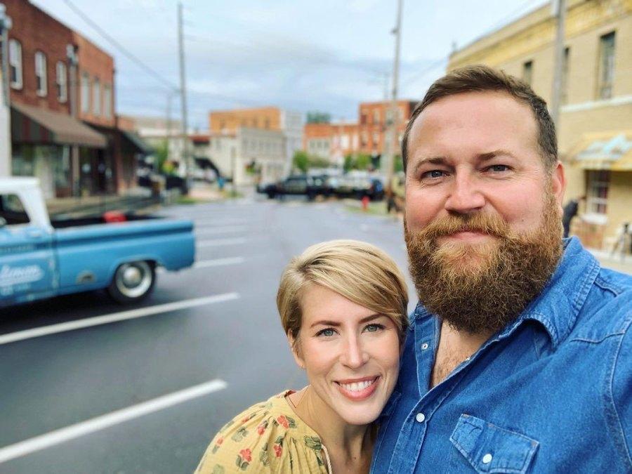 Home Town Erin Napier and Ben Napier Expecting Baby