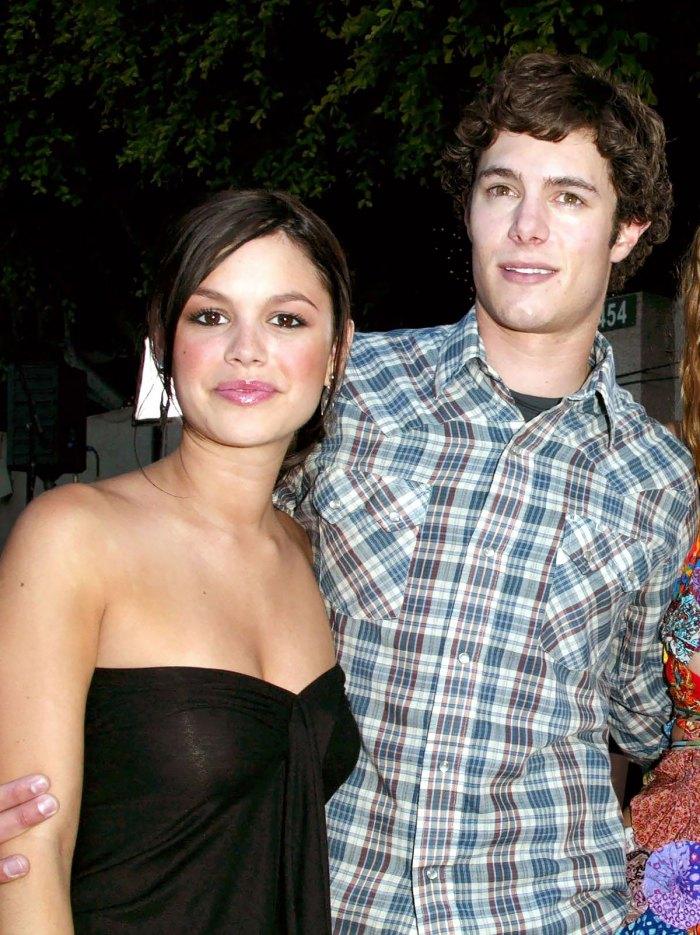 How Rachel Bilson's Ex Adam Brody Supported Her Through 'O.C.' Stardom