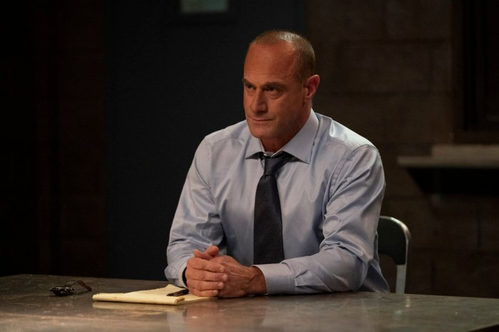 How Stabler Returned to Law and Order Christopher Meloni SVU