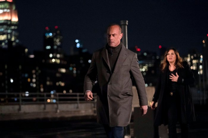 How Stabler Returned to Law and Order SVU Christopher Meloni