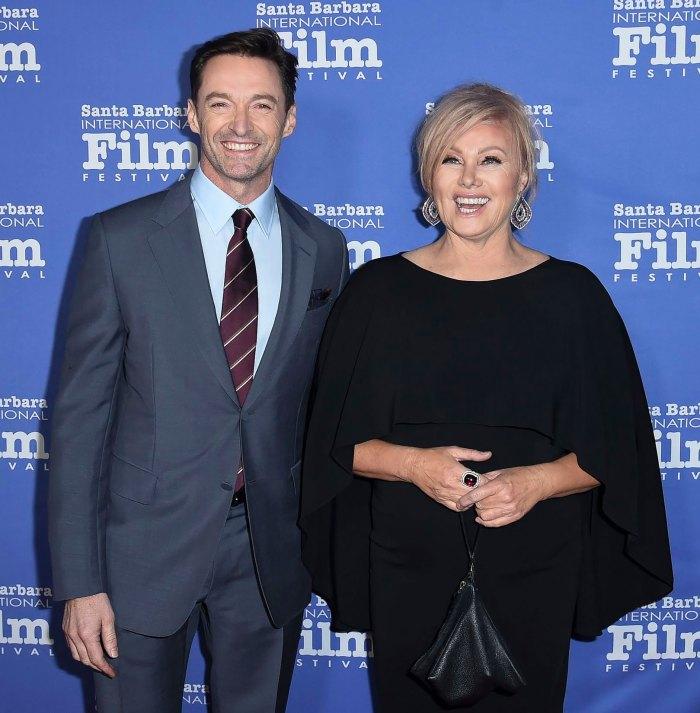 Hugh Jackman Celebrates 25 Years With Wife Deborra-Lee Furness