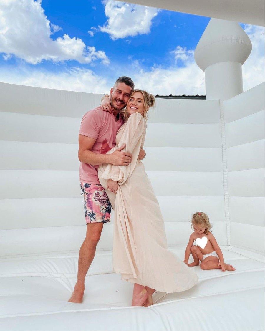 Inside Arie Luyendyk Jr Surprise Baby Shower for Pregnant Lauren Burnham 2