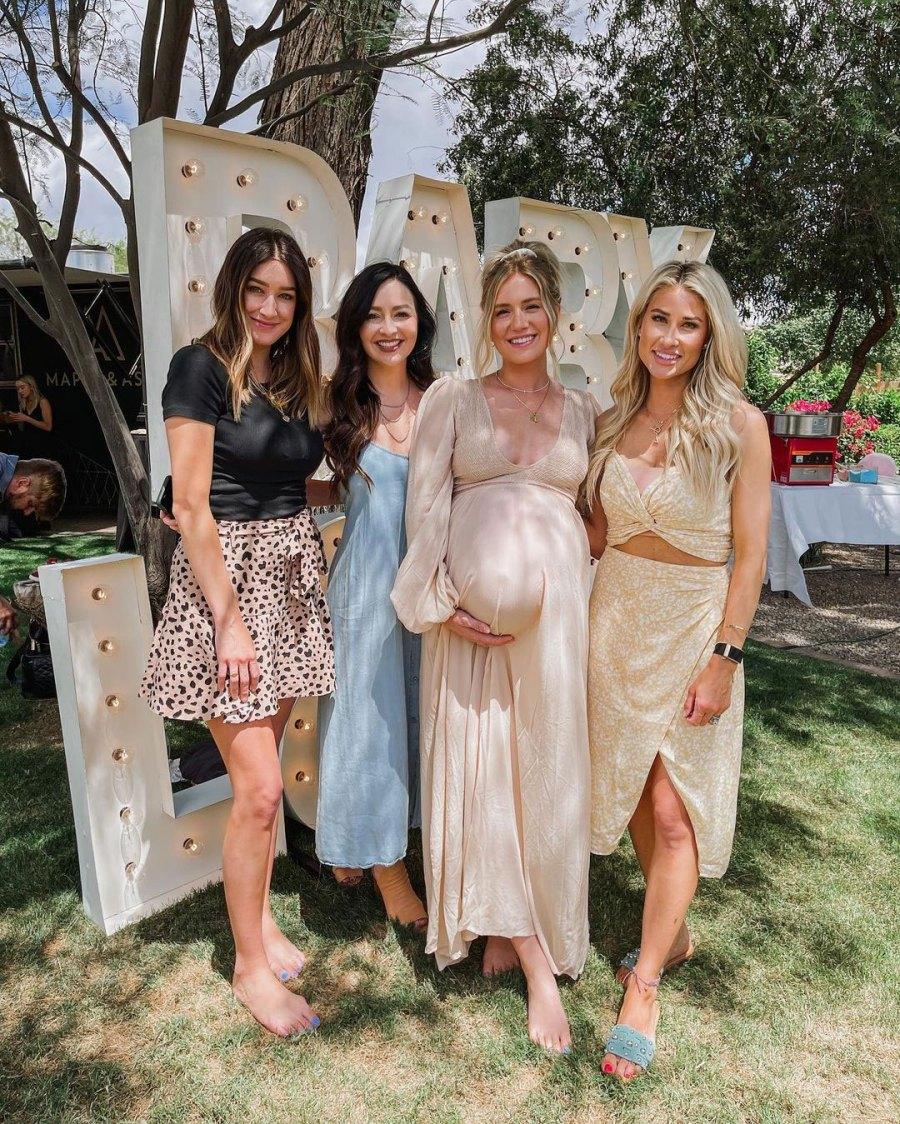 Inside Arie Luyendyk Jr Surprise Baby Shower for Pregnant Lauren Burnham 3