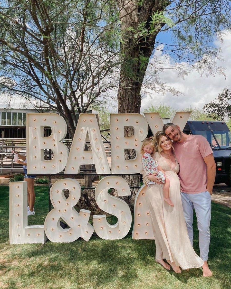 Inside Arie Luyendyk Jr Surprise Baby Shower for Pregnant Lauren Burnham 4