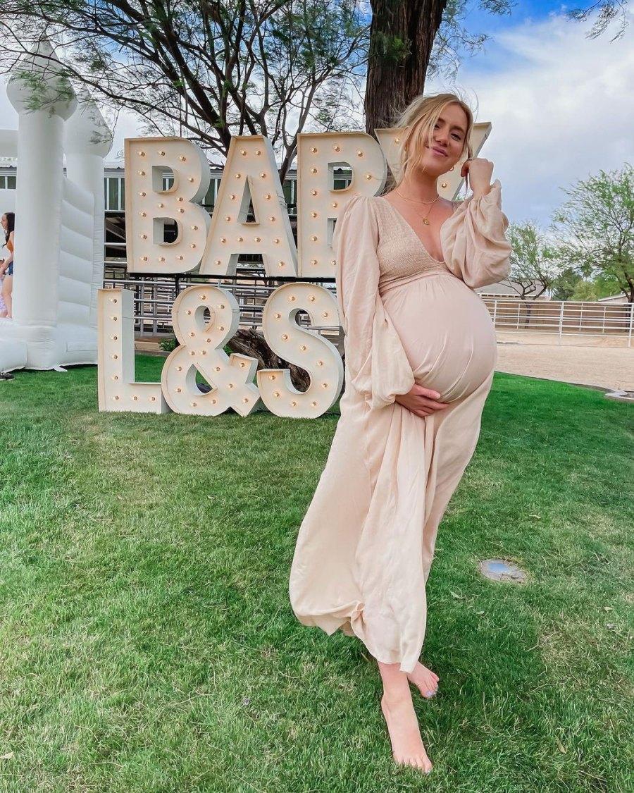 Inside Arie Luyendyk Jr Surprise Baby Shower for Pregnant Lauren Burnham 6
