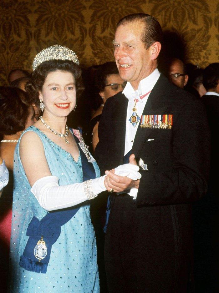 Dentro del romance duradero de la reina Isabel II con su difunto esposo, el príncipe Felipe 2