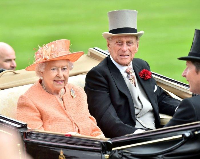Dentro del romance duradero de la reina Isabel II con su difunto esposo, el príncipe Felipe