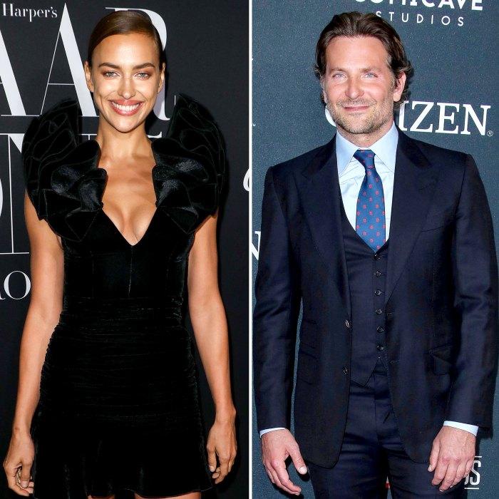 Irina Shayk Shares Glimpse Daughter In Photo Daddy Bradley Cooper Took