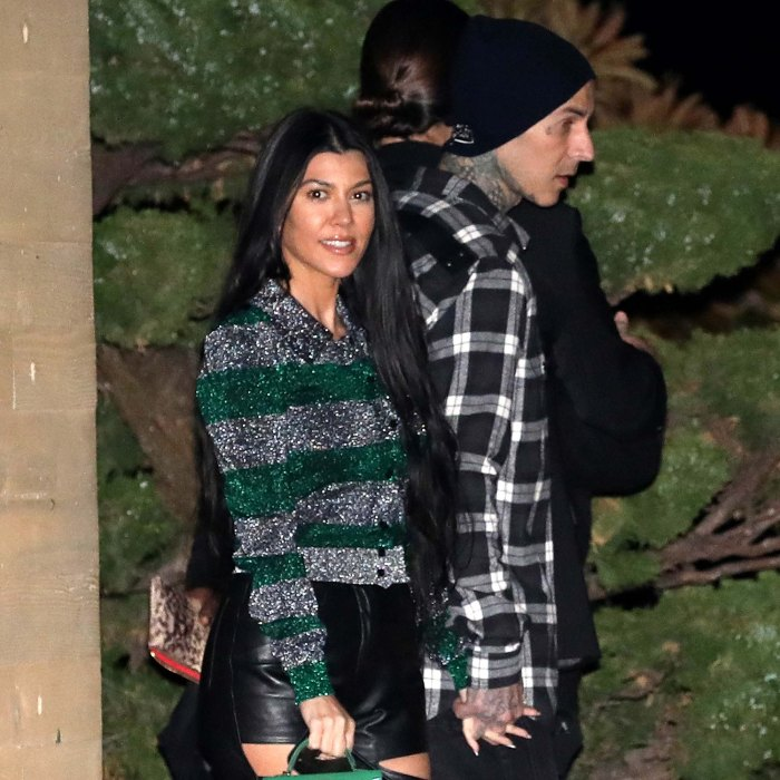 Its Serious Kourtney Kardashian Has Strong Feelings Travis Barker