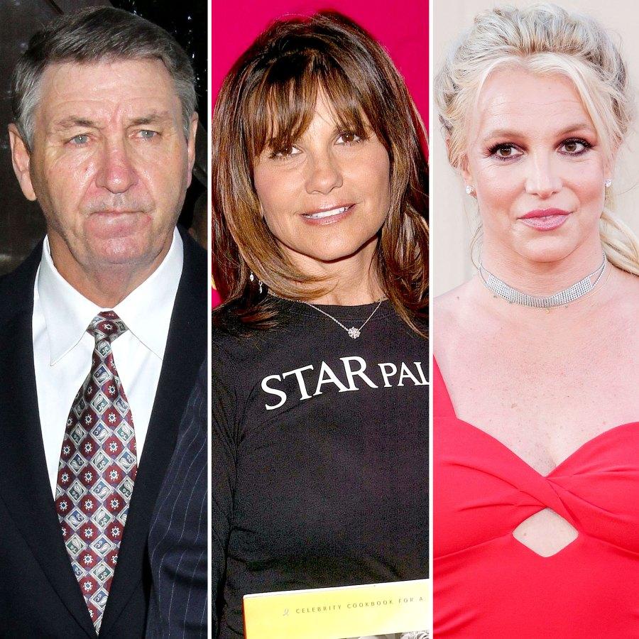 Jamie Spears Lynne Spears Exploited Daughter Britney Spears Pain Trauma