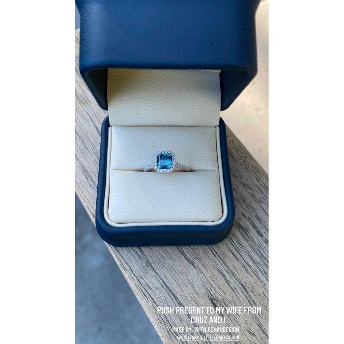 Jax Taylor revela el impresionante anillo que le dio a Brittany Cartwright como regalo Push después del nacimiento de su hijo 2