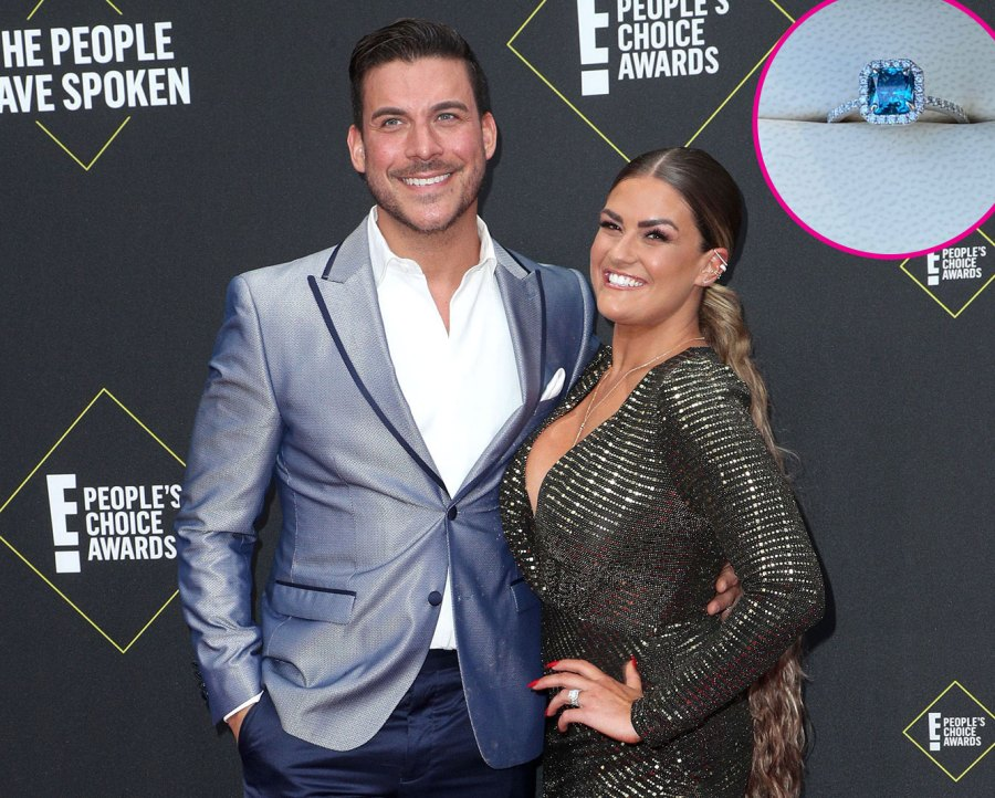 Jax Taylor Reveals Stunning Ring He Gave Brittany Cartwright as Push Present After Son Birth Gallery
