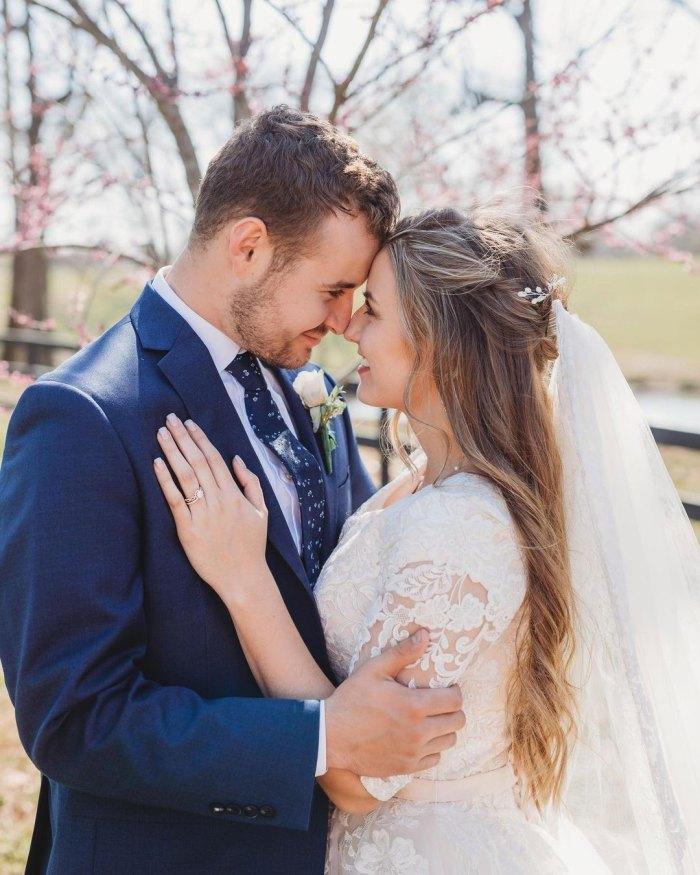 Jed Duggar se casa con Katey Nakatsu