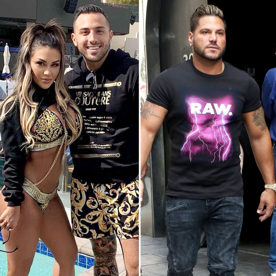 Jen Harley Boyfriend Shares Petition Have Ronnie Fired From Jersey Shore
