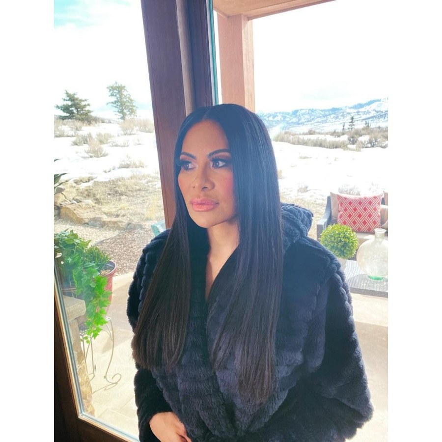Jen Shah Makes Time for a Blowout Between Court Hearings