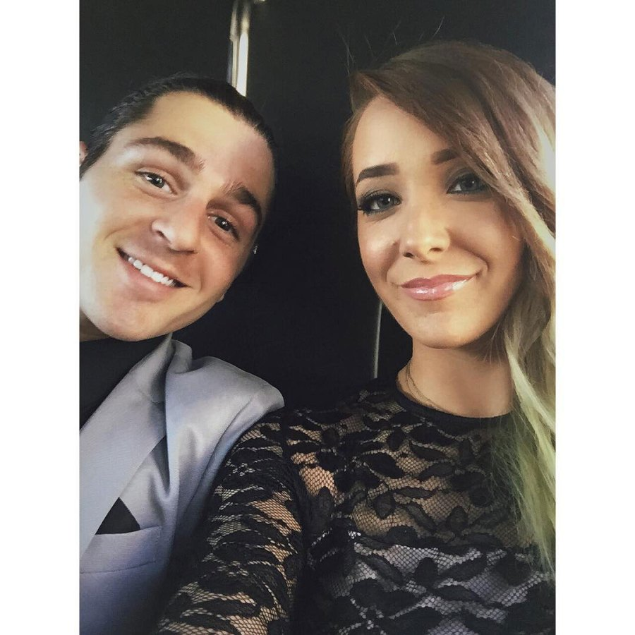 Jenna Marbles and Julien Solomita Engagement