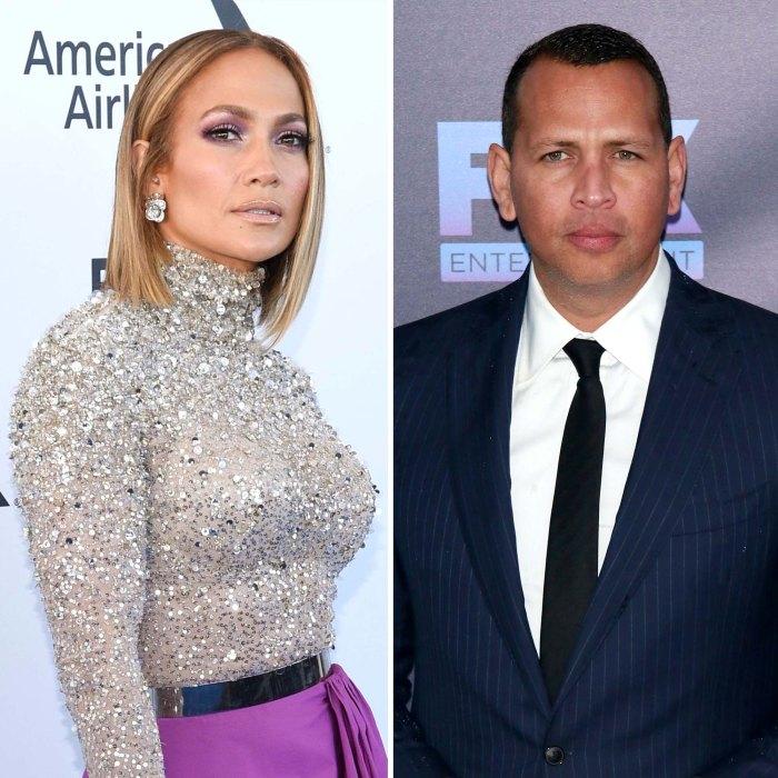 Jennifer Lopez Likes Shady Instagram Post After Alex Rodriguez Split