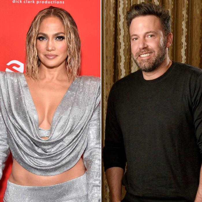 Jennifer Lopez and Ben Affleck Are Hanging Out Weeks After Alex Rodriguez Split